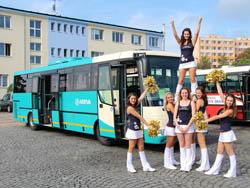 Den otevřených dveří Probo Bus 2014